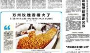 """【万州时报】""""环保嘉年华""""活动走进铁峰乡天城镇"""
