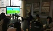 微软社区青年中心项目志愿者讲师培训在国贸中心举行