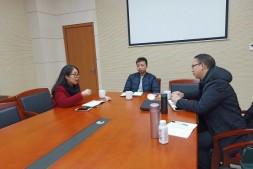 重庆市生态环境保护志愿服务总队召开工作会议