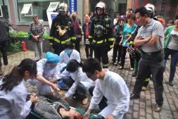 【重庆晨报】被火灼伤后别用水或牙膏乱降温