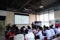 国贸中心举行乳腺疾病的防治知识讲座