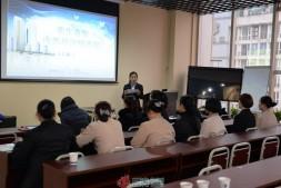 豪生商管在国贸中心举行内部培训师选拔活动
