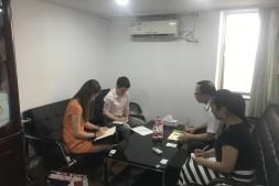 英国驻重庆总领事馆政经领事到访巴渝公益
