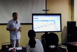 渝中区社会组织可持续发展专题培训在国贸中心举行