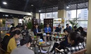 重庆环保社会组织交流会在国贸中心举行