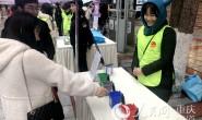 【人民网】沙坪坝:垃圾分类进商圈 倡导市民以身作则