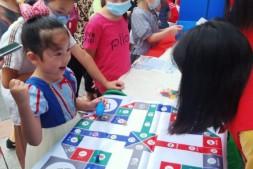 巴渝公益参与爱国卫生志愿服务活动