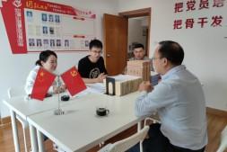 区财政局区税务局到巴渝公益开展非营利组织免税资格认定资格抽查工作