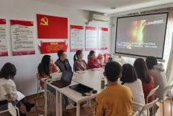 消除消防隐患 筑牢安全防线——巴渝公益党支部开展消防安全主题教育活动