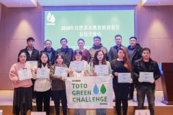 2020年自然亲水教育项目优秀教案获奖名单